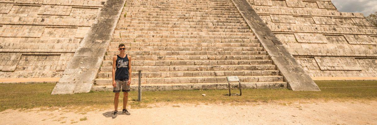 Chichèn Itzá, één van de nieuwe wereldwonderen!