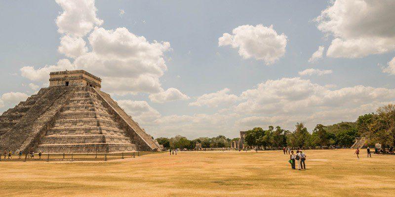 Chichen itza uitstap vanuit Cancun