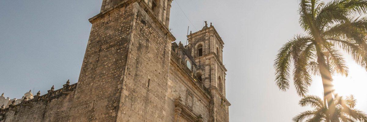 Valladolid, een charmante koloniale stad vlakbij Cancun.
