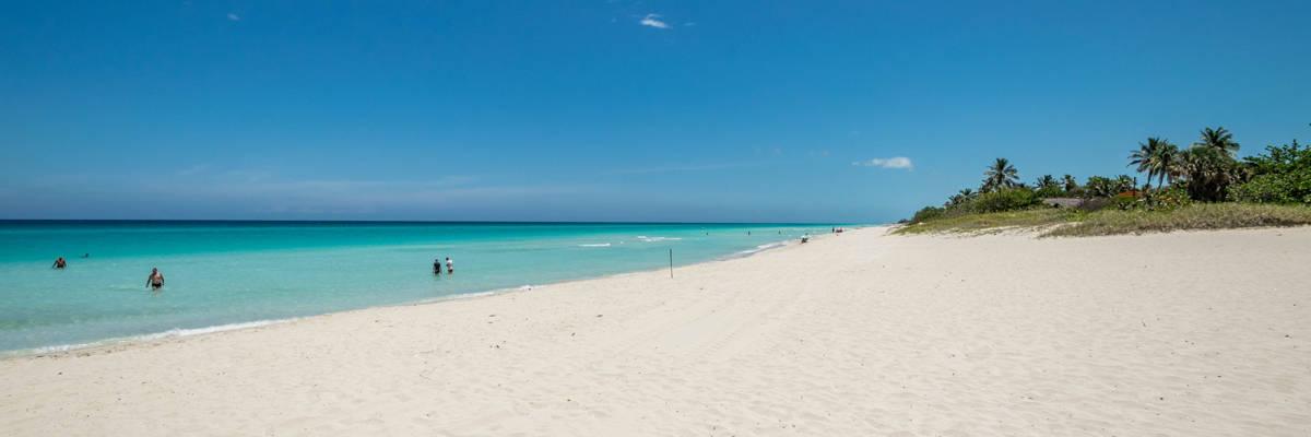 Varadero heeft enkele van de mooiste stranden van Cuba.