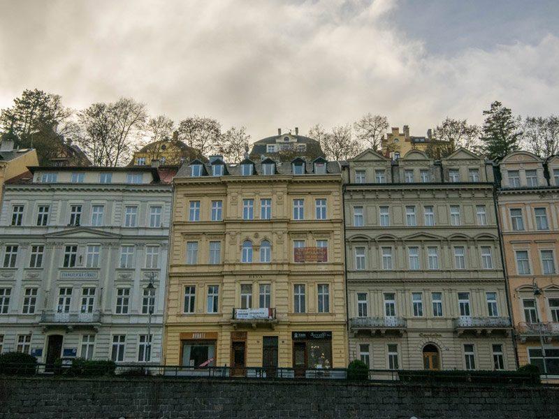 Karlovy vary - Karlsbad