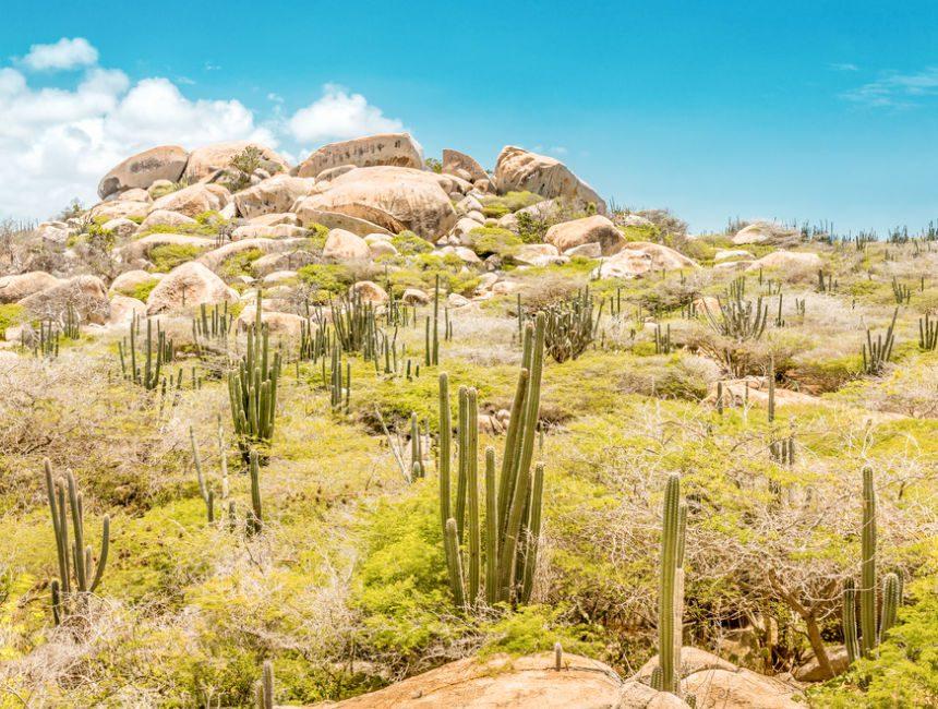 Arikok National Park bezienswaardigheden Aruba