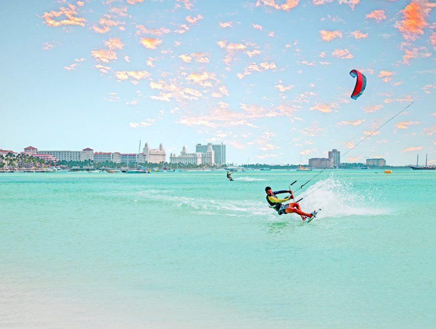 dingen om te doen aruba surfen
