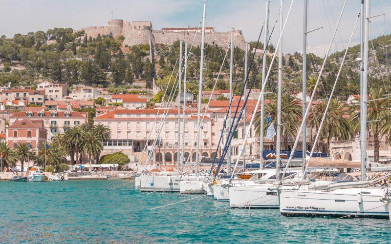 cruise kroatie