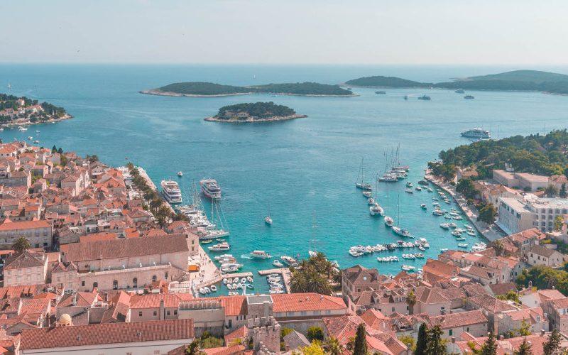 eilanden kroatie