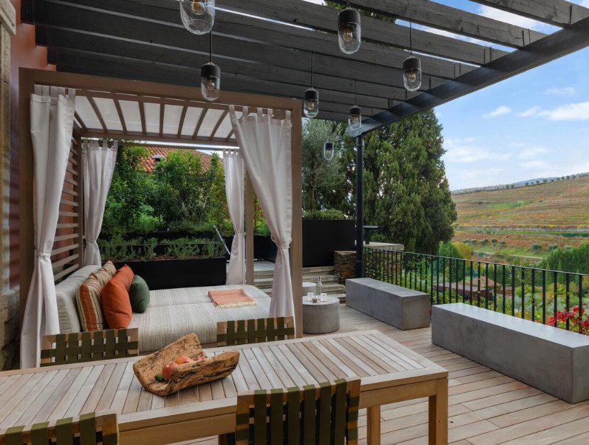 Six Senses Douro Valley auto huren porto hotels