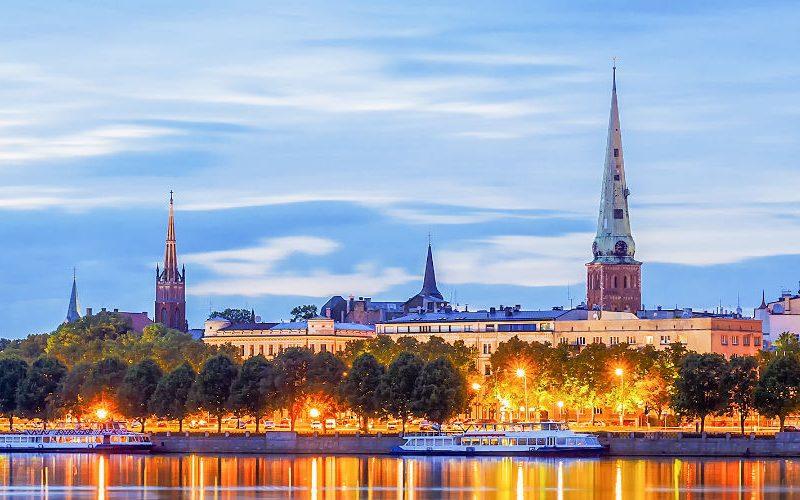 Riga bezienswaardigheden