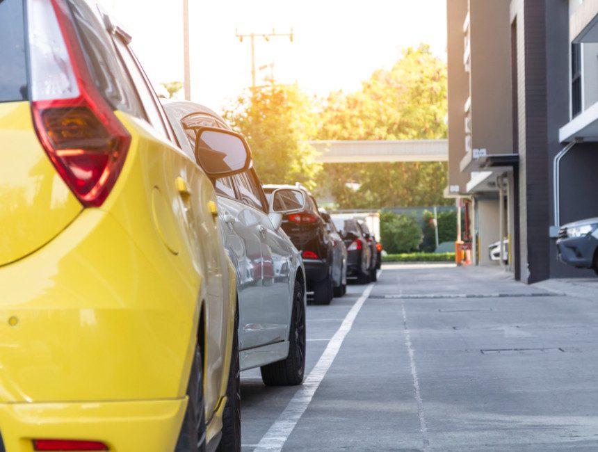 parkeren duseldorf international