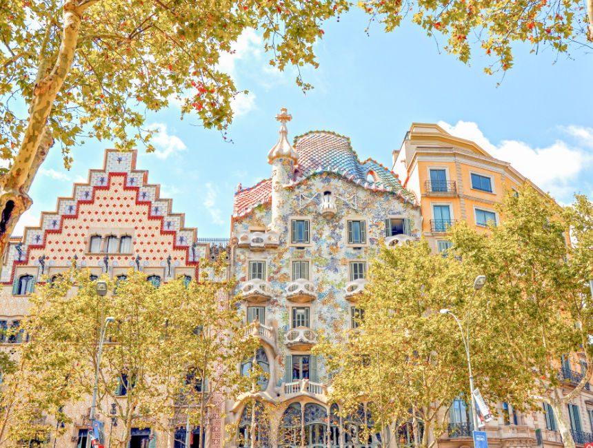 Illa de la Discórdia Barcelona