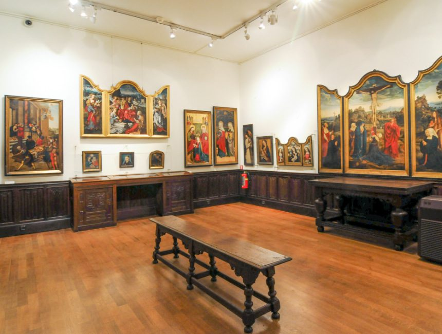 bezienswaardigheden Antwerpen Museum Mayer van den Bergh