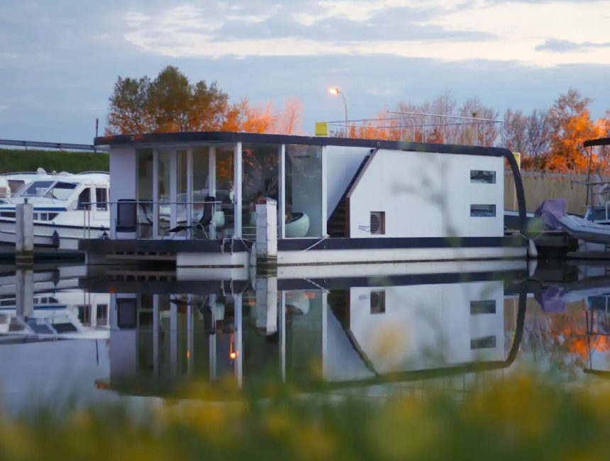 HOMEBOAT Glamping