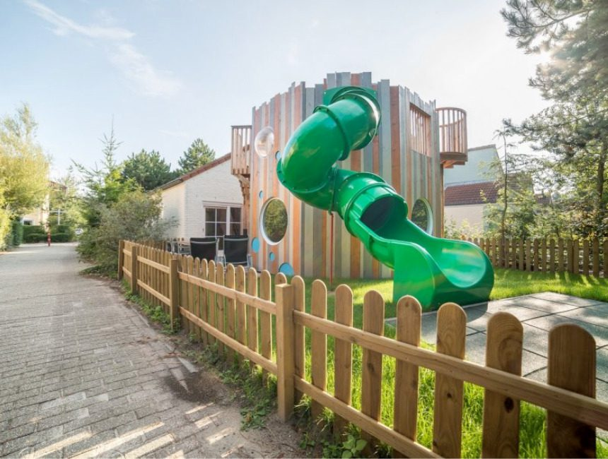 Kindercottage in Ouddorp