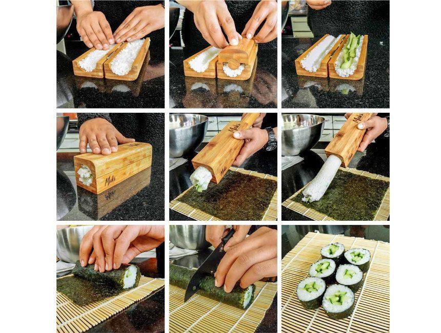 creatief housewarming cadeau sushi maker