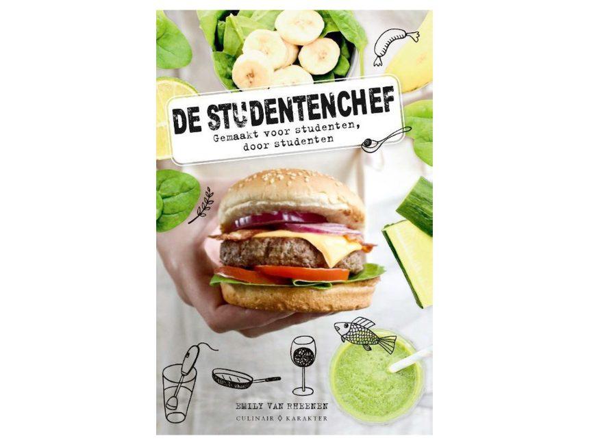 origineel housewarming cadeau Studentenchef kookboek