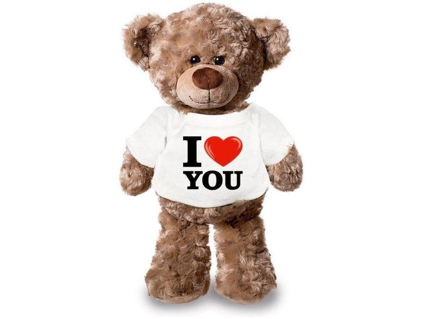 I love you knuffeltje