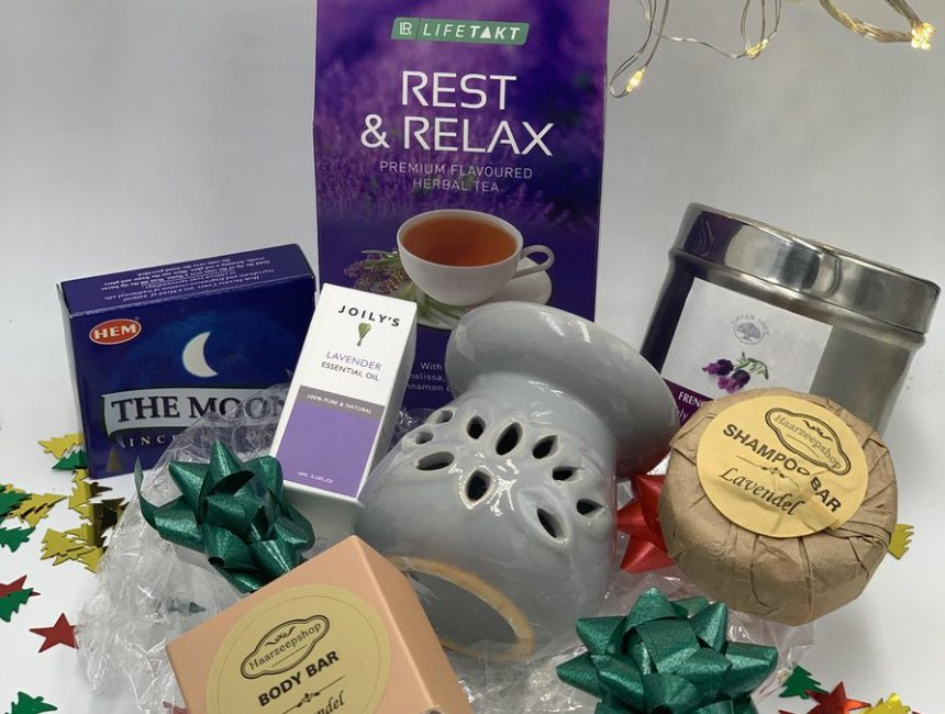 Relax geschenkpakket