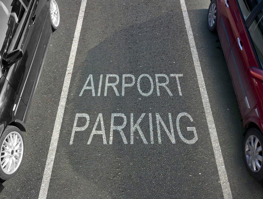 goedkoop parkeren vliegveld Keulen